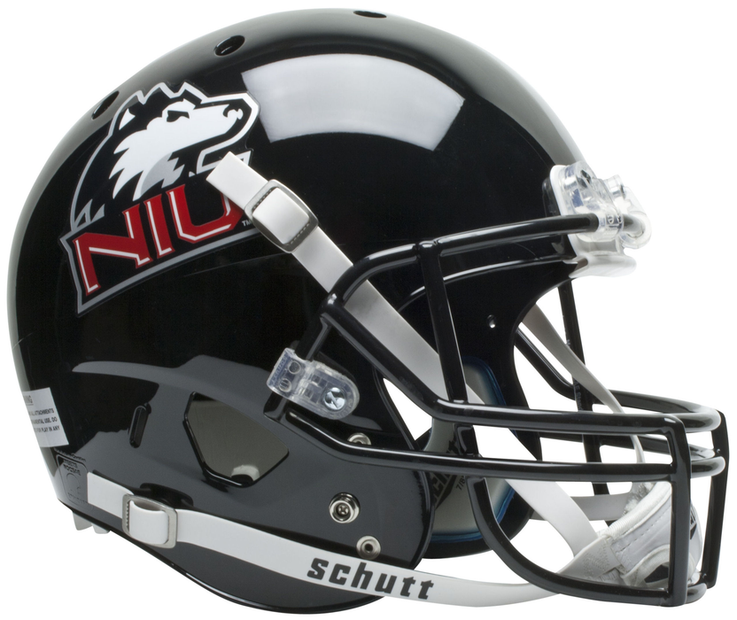 Northern Illinois Huskies Replica Schutt XP Full Size Helmet