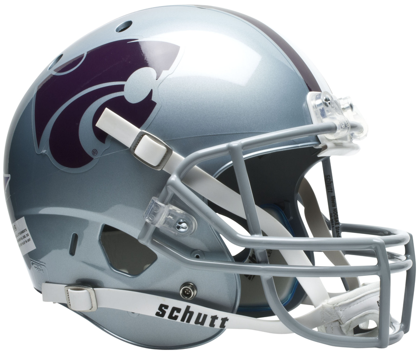Kansas State Wildcats Replica Schutt XP Full Size Helmet