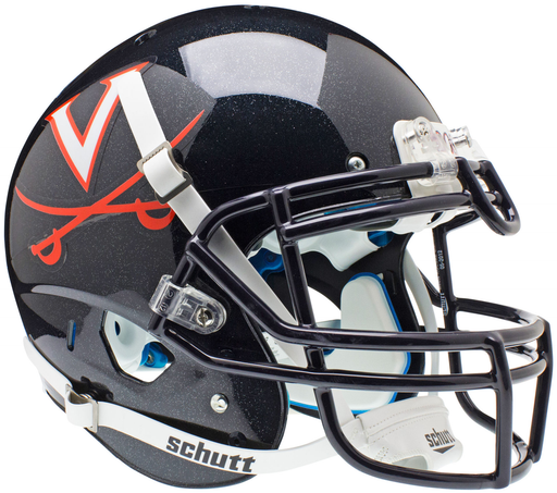 Virginia Cavaliers Authentic Schutt XP Full Size Helmet