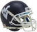 West Virginia Mountaineers Replica Schutt XP Full Size Helmet -  Matte Navy w/ White Decal