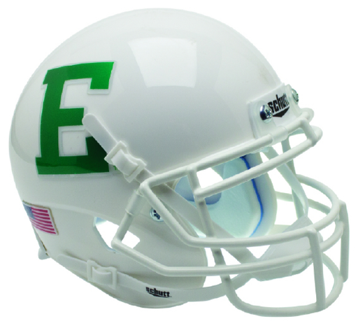 Eastern Michigan Eagles Schutt XP Mini Helmet - White