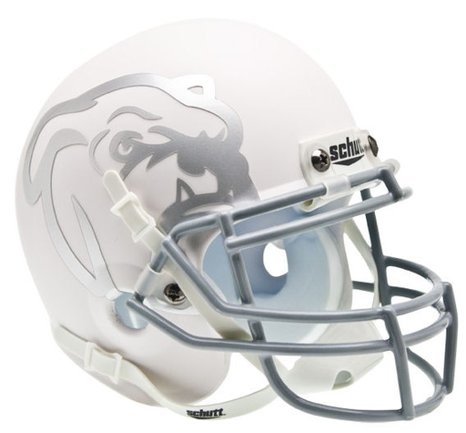 Mississippi State Bulldogs Schutt XP Mini Helmet - White