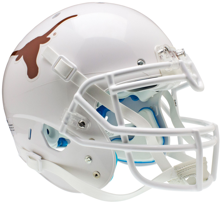 Texas Longhorns Authentic Schutt XP Full Size Helmet