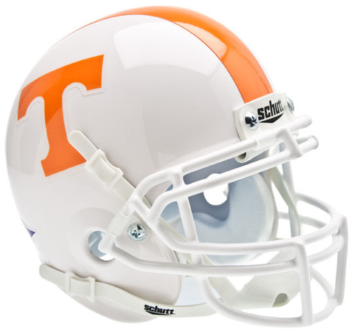 Tennessee Volunteers Schutt XP Mini Helmet - Throwback