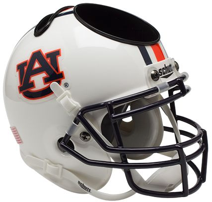 Auburn Tigers Mini Helmet Desk Caddy