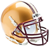 Boston College Eagles Schutt XP Mini Helmet - Stained Glass