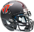 Virginia Tech Hokies Authentic Schutt XP Full Size Helmet - Matte Black