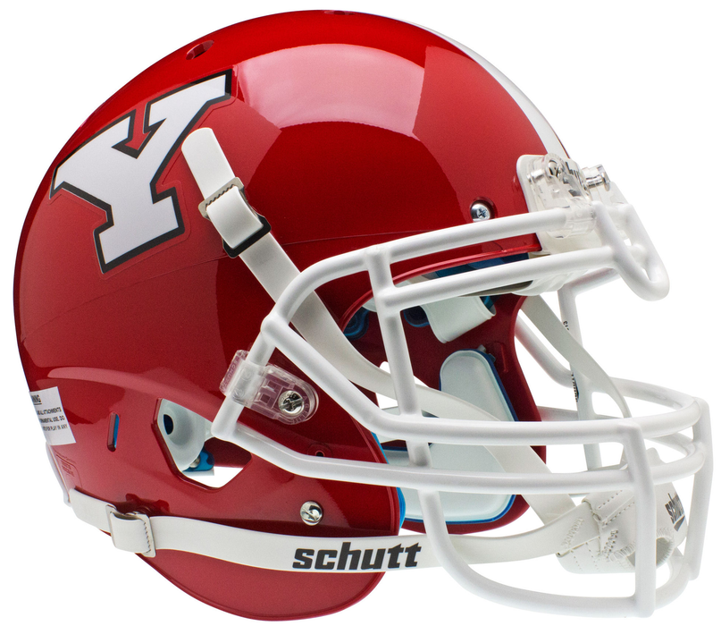 Youngstown State Penguins Authentic Schutt XP Full Size Helmet