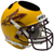 Arizona State Sun Devils Mini Helmet Desk Caddy - Gold