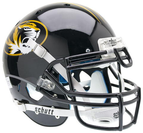 Missouri Tigers Authentic Schutt XP Full Size Helmet