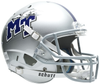 Middle Tennessee State Blue Raiders Replica Schutt XP Full Size Helmet