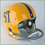 Pittsburgh Panthers 1957 Full Size Throwback Helmet