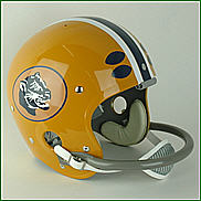 Pittsburgh Panthers 1966 to 1967 Full Size Throwback Helmet