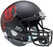 Utah Utes Replica Schutt XP Full Size Helmet - Matte Black Red Logo