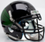 North Texas Mean Green Authentic Schutt XP Full Size Helmet - Black Eagle