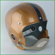 Pittsburgh Panthers 1947 to 1956 Full Size Throwback Helmet