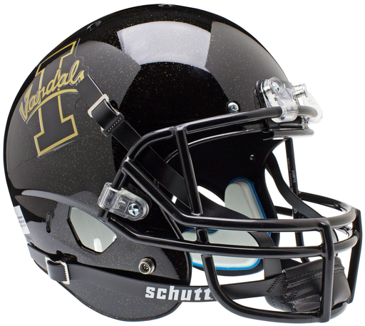 Idaho Vandals Replica Schutt XP Full Size Helmet - Black