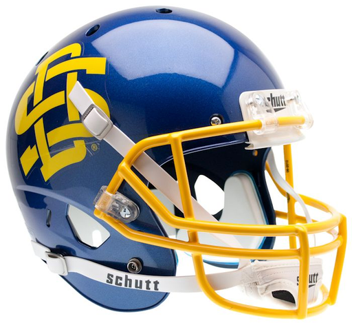 South Dakota State Jackrabbits Replica Schutt XP Full Size Helmet