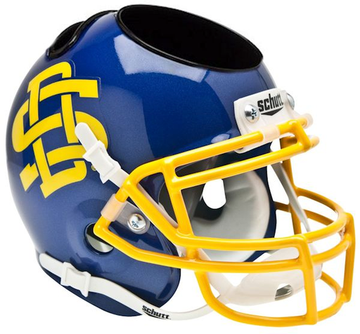 South Dakota State Jackrabbits Mini Helmet Desk Caddy