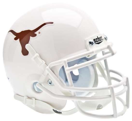 Texas Longhorns Schutt XP Mini Helmet