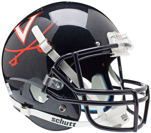 Virginia Cavaliers Replica Schutt XP Full Size Helmet