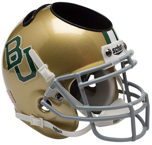 Baylor Bears Mini Helmet Desk Caddy