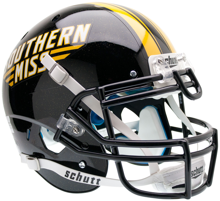 Southern Mississippi Golden Eagles Authentic Schutt XP Full Size Helmet