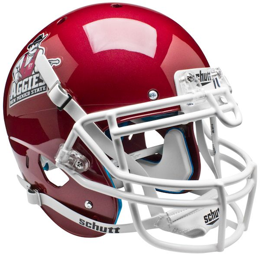 New Mexico State Aggies Authentic Schutt XP Full Size Helmet