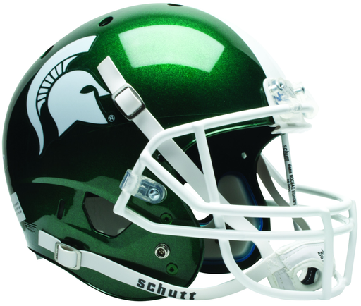 Michigan State Spartans Replica Schutt XP Full Size Helmet
