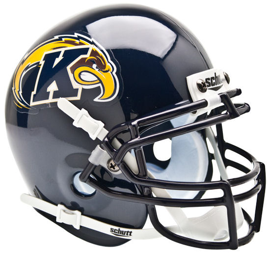 Kent State Golden Flashes Schutt XP Mini Helmet
