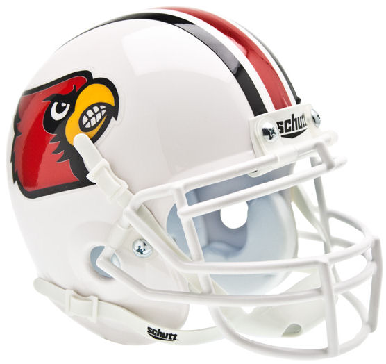 Louisville Cardinals Schutt XP Mini Helmet