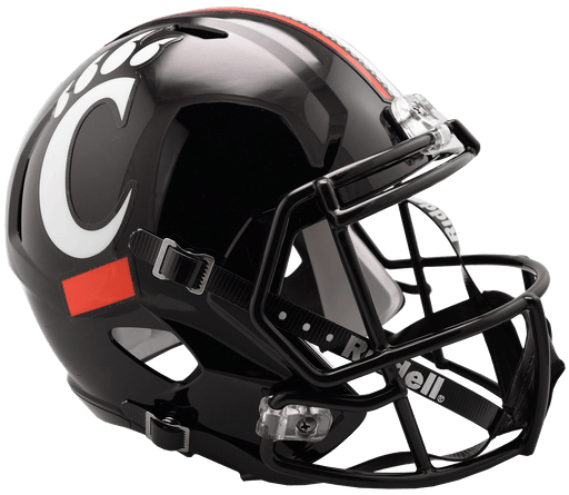 Cincinnati Bearcats Replica Full Size Speed Football Helmet