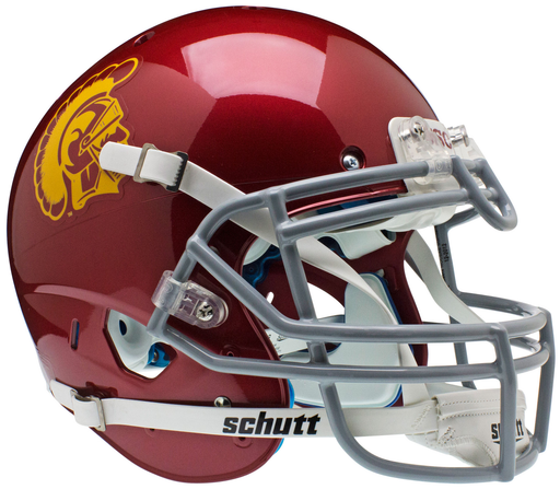 USC Trojans Authentic Schutt XP Full Size Helmet