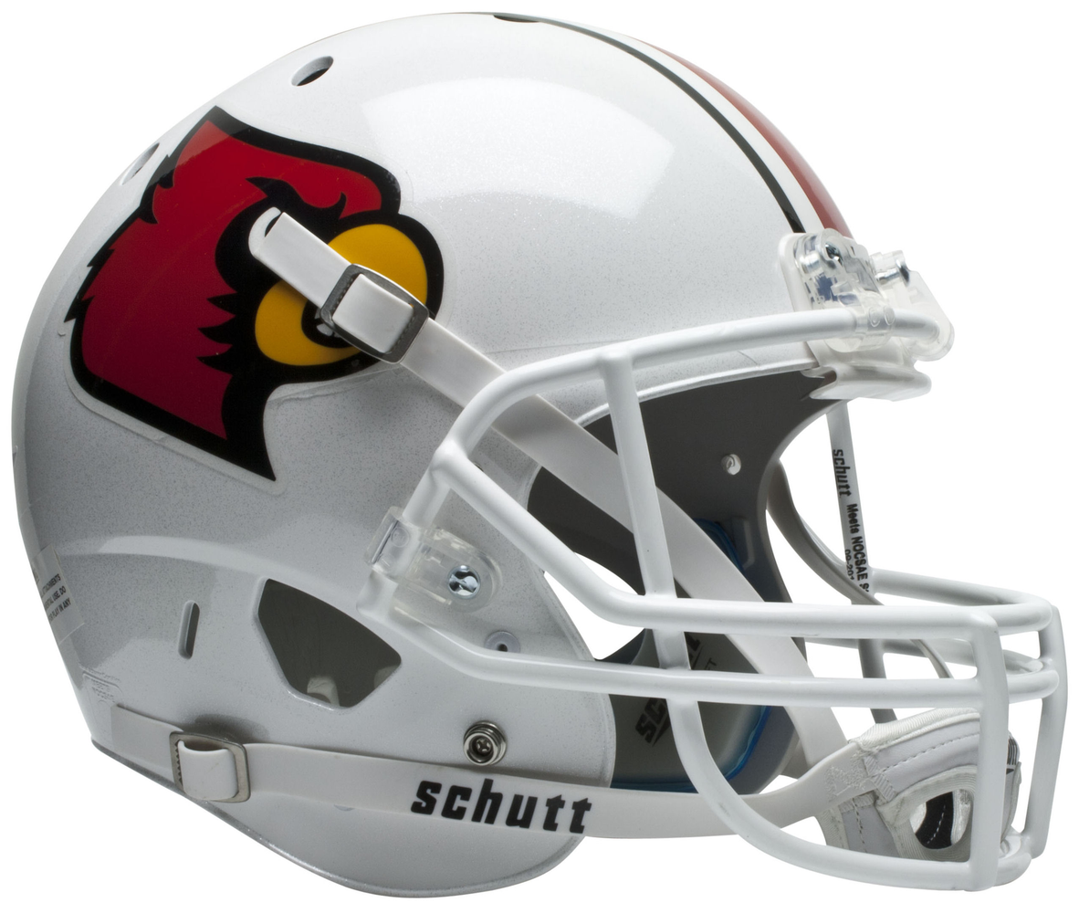 Louisville Cardinals Replica Schutt XP Full Size Helmet