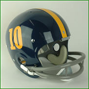 Pittsburgh Panthers 1958 to 1965 Full Size Throwback Helmet