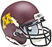 Minnesota Golden Gophers Schutt XP Mini Helmet - Matte