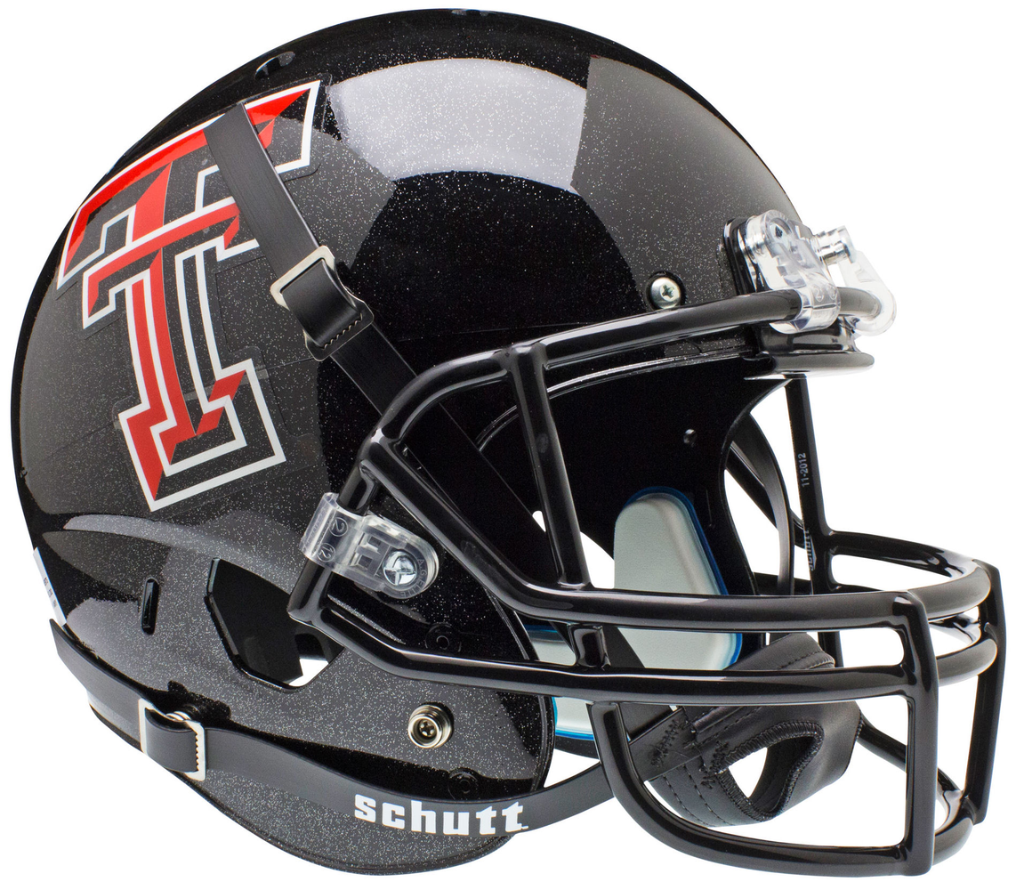 Texas Tech Red Raiders Replica Schutt XP Full Size Helmet