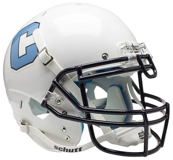 The Citadel Bulldogs Authentic Schutt XP Full Size Helmet