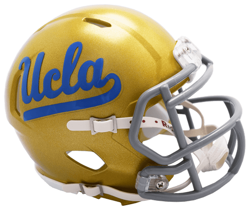 UCLA Bruins Riddell Mini Speed Helmet - 2017