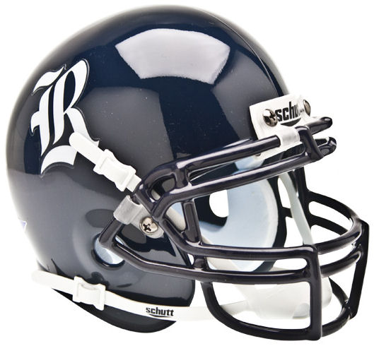 Rice Owls Schutt XP Mini Helmet