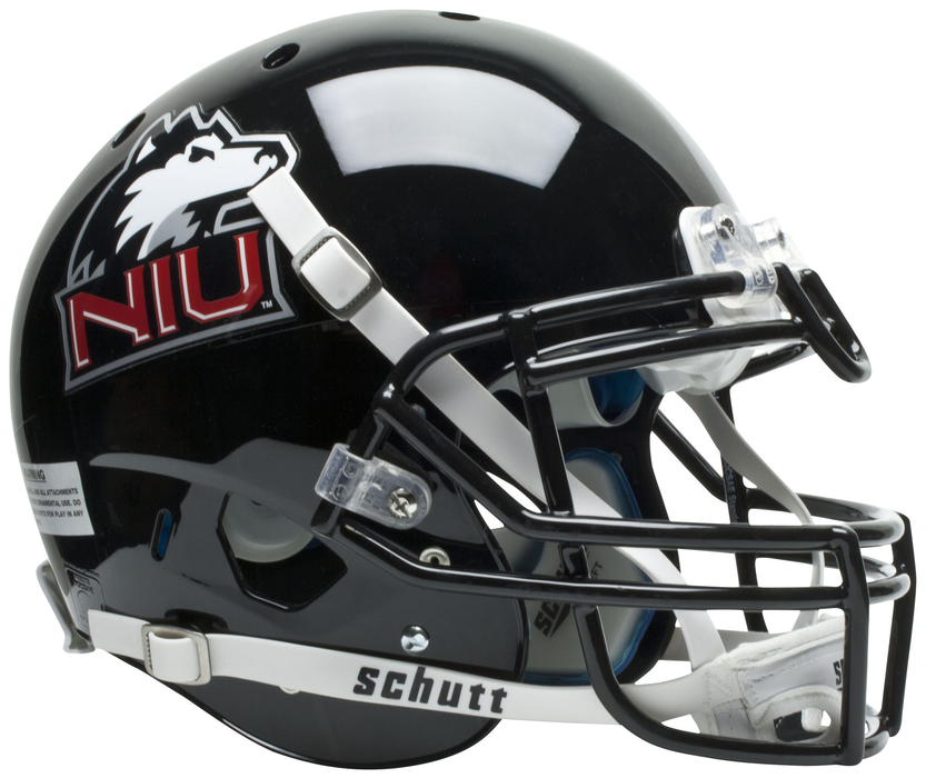 Northern Illinois Huskies Authentic Schutt XP Full Size Helmet