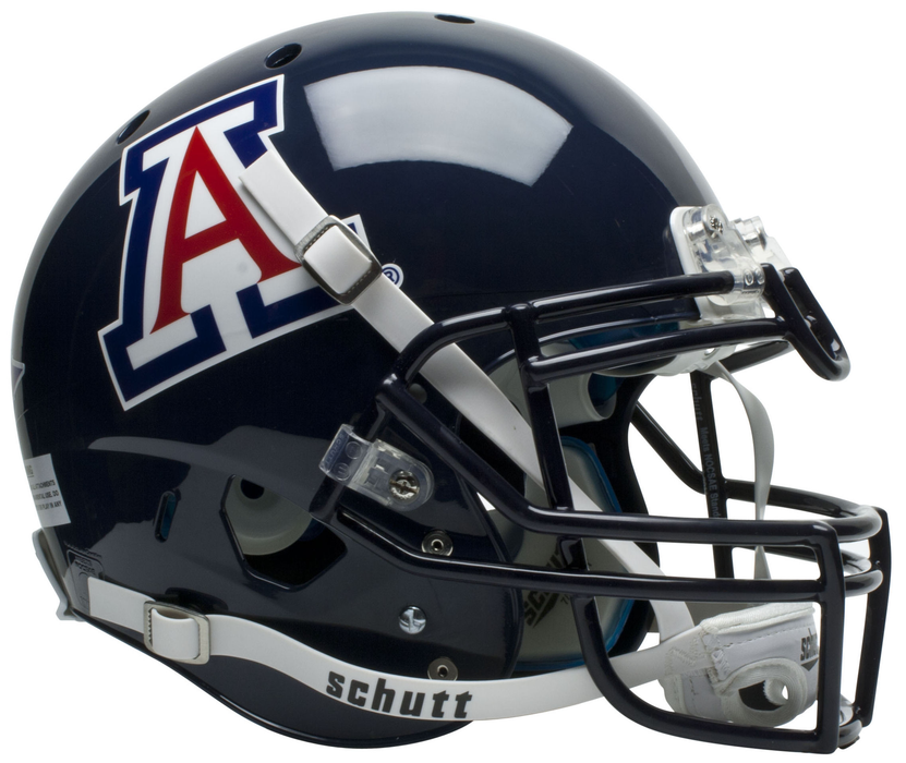 Arizona Wildcats Authentic Schutt XP Full Size Helmet