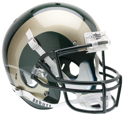 Colorado State Rams Replica Schutt XP Full Size Helmet