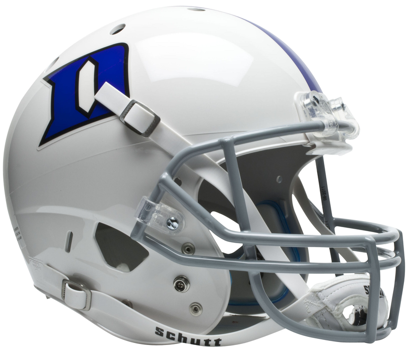 Duke Blue Devils Replica Schutt XP Full Size Helmet