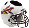 Arizona State Sun Devils Mini Helmet Desk Caddy - White