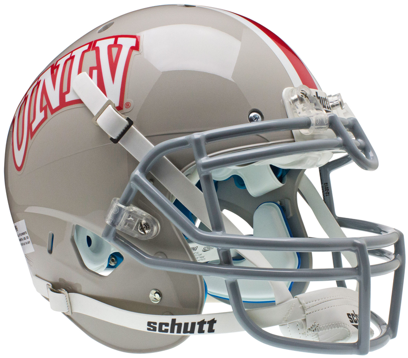 UNLV Runnin' Rebels Authentic Schutt XP Full Size Helmet