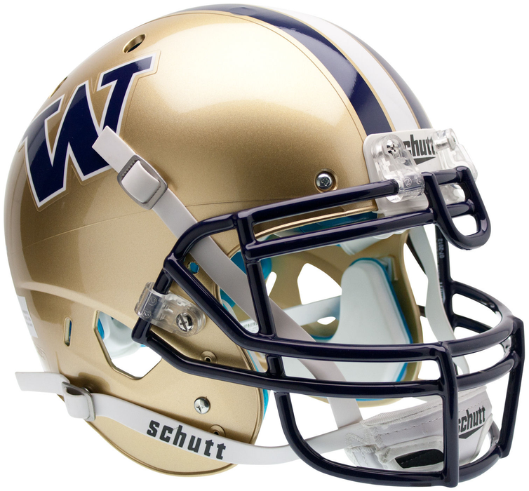 Washington Huskies Authentic Schutt XP Full Size Helmet