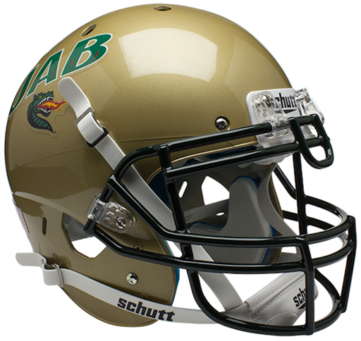 Alabama-Birmingham (UAB) Blazers Authentic Schutt XP Full Size Helmet