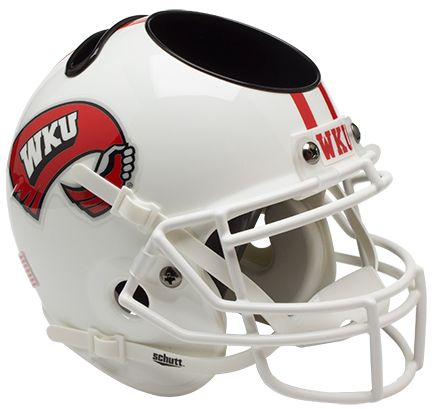 Western Kentucky Hilltoppers Mini Helmet Desk Caddy