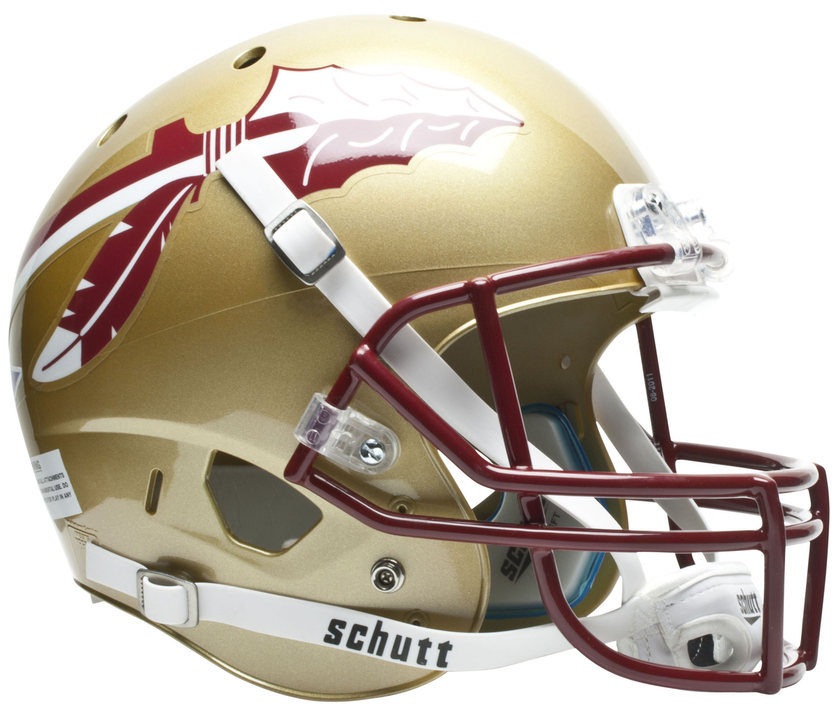 Florida State Seminoles Replica Schutt XP Full Size Helmet
